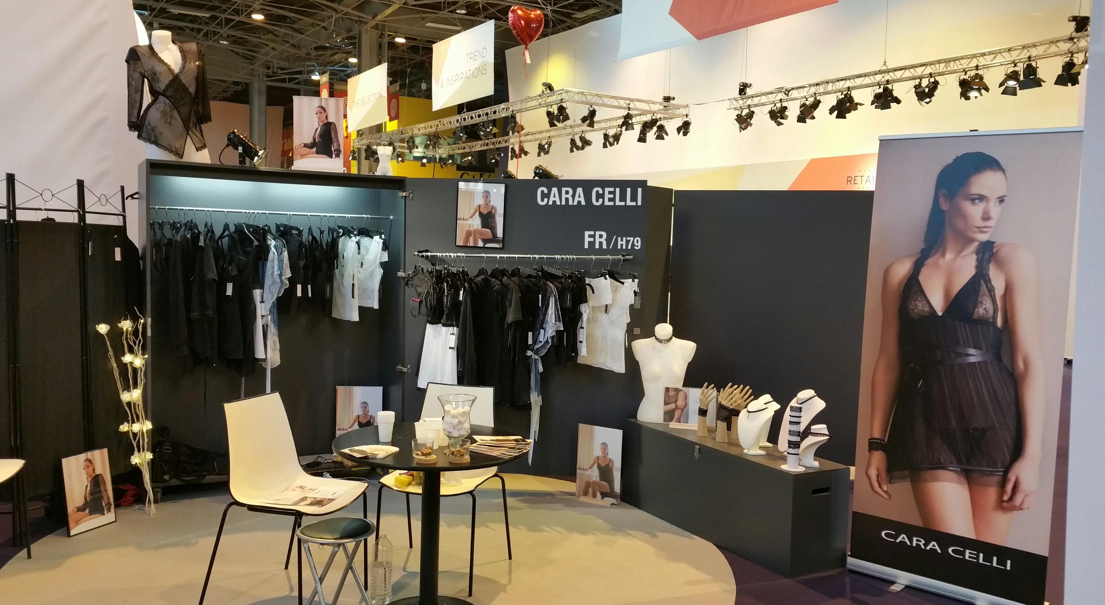 Paris d fil au salon international de la lingerie caracelli for Salon international lingerie